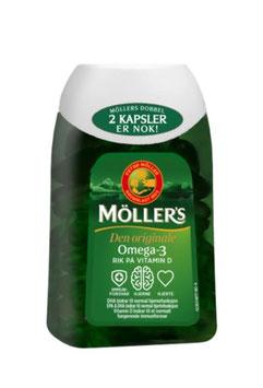 MØLLERS ORIGINALE OMEGA-3 112 STK