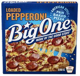 PIZZA BIG ONE PEPPERONI 590G