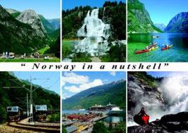 """NORWAY IN A NUTSHELL"""