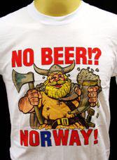 T-Shirts, No Beer