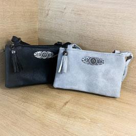 Kleine Trachtentasche mit Edelweiss