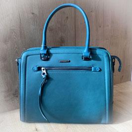 Handtasche Petrol T201003