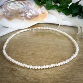 Süßwasser-Perlen Kette SW5