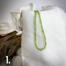 Edelsteinketten fein - 42 cm