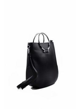 Handtasche schwarz HT2009004