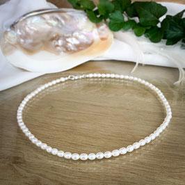 Süßwasser-Perlen Kette SW2
