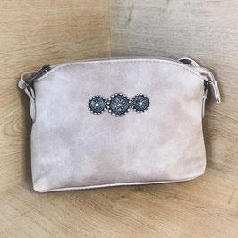 Trachtentasche mit 3 Edelweiss T201017