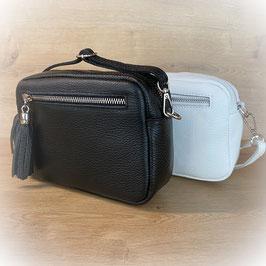 Echt Leder Tasche mit Quaste -  LT201002