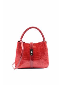Handtasche rot HT2004001