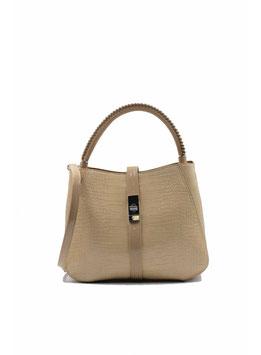 Handtasche beige HT2002001