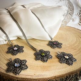 Trachtenkette - Blume