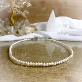 Süßwasser Perlen Kette