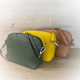 Echt Leder - kleine Crossbody Tasche -  LT20083