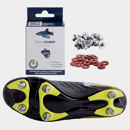 CRAMPONS SMART POWER universels + RONDELLES
