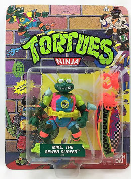 """Tortugas Ninja , Mike,The """"Sewer Sufer"""""""