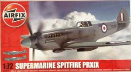 SUPERMARINE  SPITFIRE  PRXIX  (airfix)