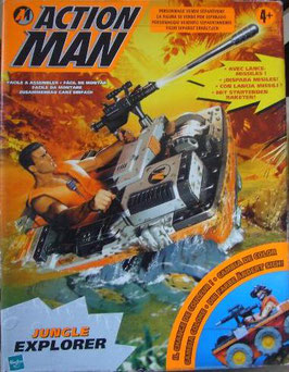 Action Man Jungle Explorer ( Vehiculo )