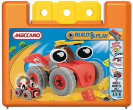 Meccano Build & Play (amarillo)