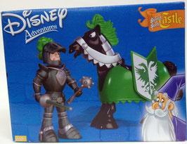 Caballero con Caballo (Castle) Disney Aventuras