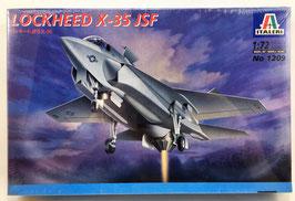LOCKHEED X-35 JSF  (italeri)