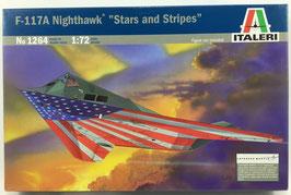 F-117A NIGHTHAWK  (ITALERI)