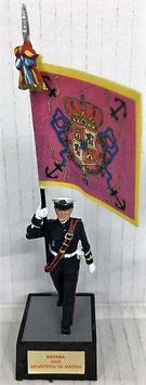 Soldado Infantería Marina Azul  (Abanderado)