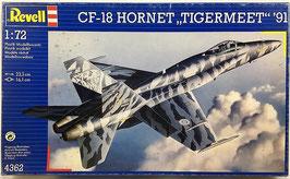 "CF-18 HORNET ""TIGERMEET"" 91  (revell)"