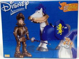 caballero con Caballo (Castell)  Disney Aventuras