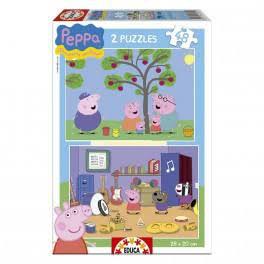 Puzzle Peppa Pig  | EDUCA