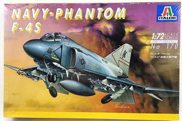 NVY-PHANTOM F-4S  (italeri)