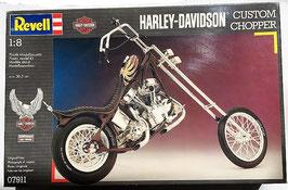 Maqueta Harley-Davidnson (Revell)