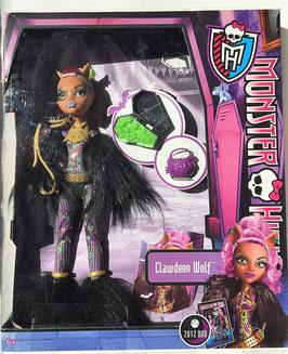 Monster High ( Clawdeen Wolf )