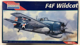 F4F  WILDCAT  (monogram)