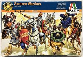 SARACEN WARRIORS  (italeri)