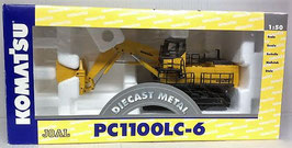 Komat'su  PC1100LC-6 ( manejador de material )