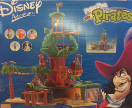Casa del Arbol de Piter Pan Aventuras de Disney