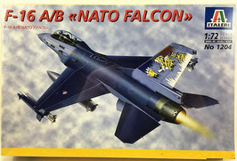 """F-16 A/B  """"NATO FALCON""""  (italeri)"""