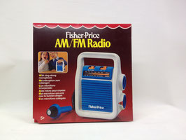 Radio Fisher Price  AM/FM