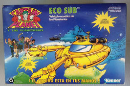Capitan Planet ( Eco Sub ) KENNER