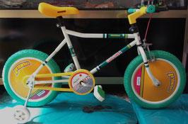 Bicicleta antigua de los 80