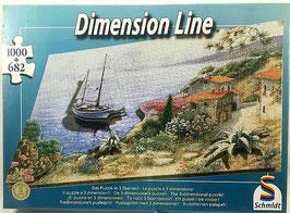 Puzzle  Dimension Line I Schmidt