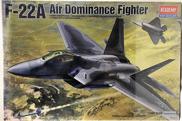 F-22A AIR DOMINANCE FIGHTER  (academy)