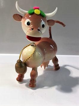 Figura de muelles ( vaca )