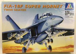 FIA-18F SUPER HORNET   (italeri)