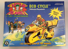 Capitan Planet ( Eco Cycle ) KENNER