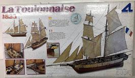 La Toulonnaise (Barco de Madera de Artesania Latina)