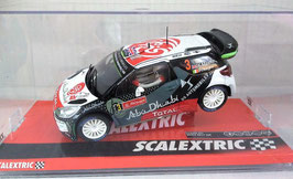 "Scalextric Citroën DS3 WRG  "" Rally Portugal """