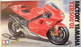 Maqueta de moto FACTORY  YAMAHA  YZR500-01