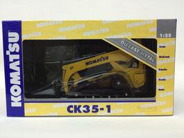 minicargadora compacta sobre cadenas ck35-1