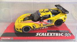 """Scalextric Chevrolet Corvette C6R  """" Tutumlu """""""